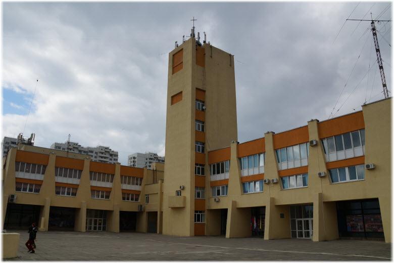 Дворец творчества в Новороссийске