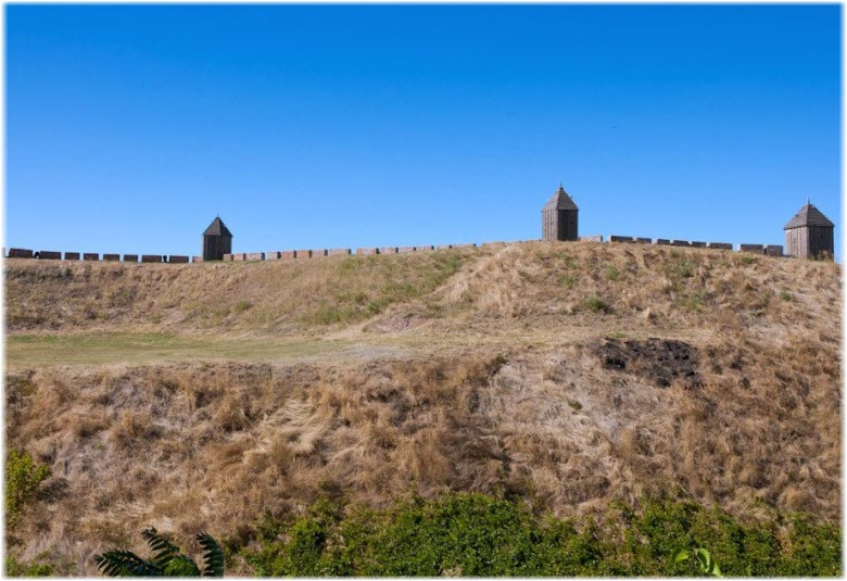 фото Азовской крепости