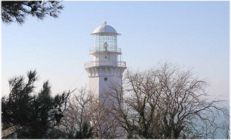фото Дообского маяка