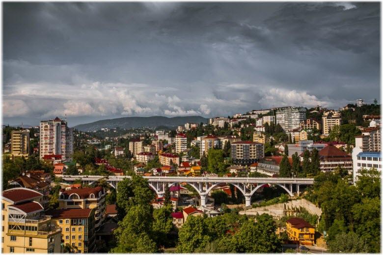 фото Светланинского моста