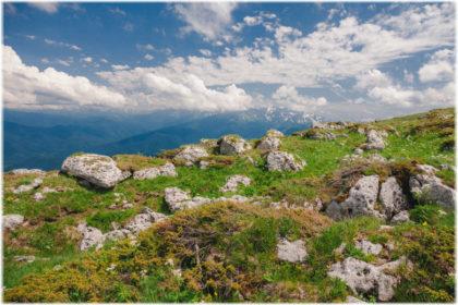 Каменное море в Адыгее
