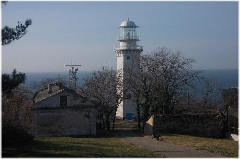маяк в Кабардинке