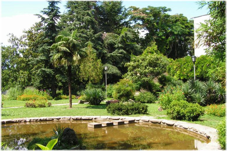 Парк культуры и отдыха Туапсе