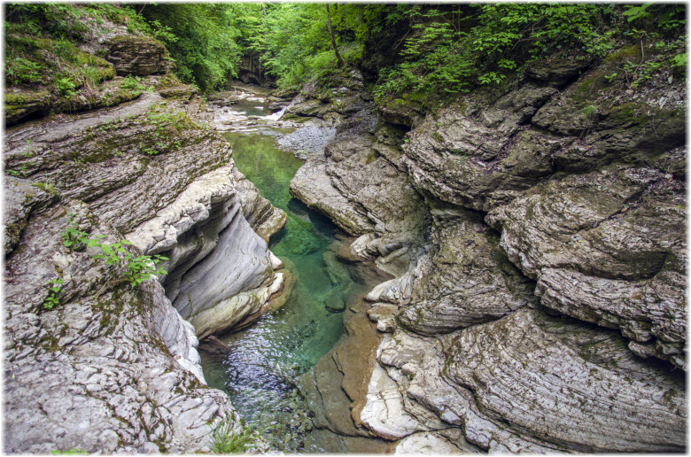 виды каньона Таштай