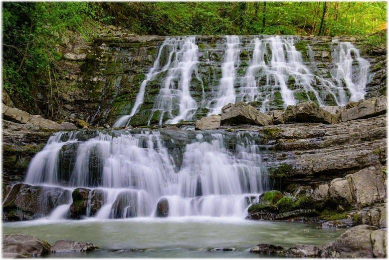 экскурсия на 33 водопада