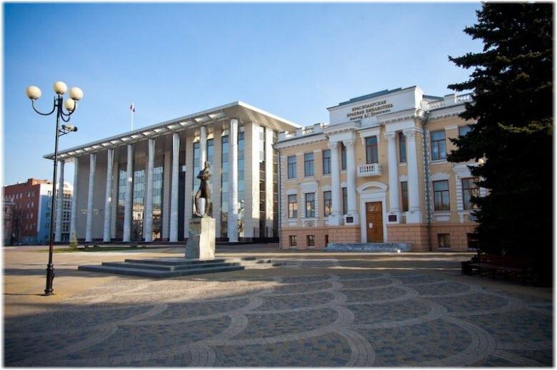 фото площади Пушкина