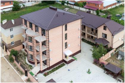 гостевые дома Кучугур