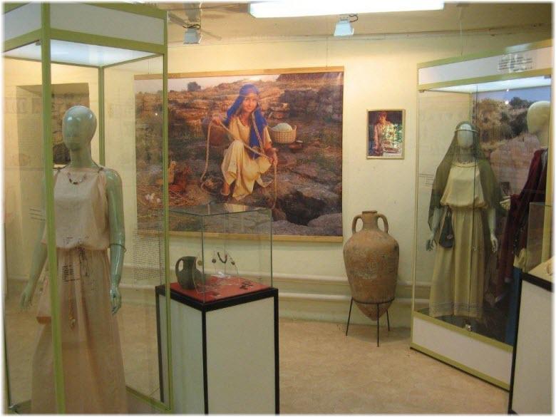 Музей костюмов в Танаисе