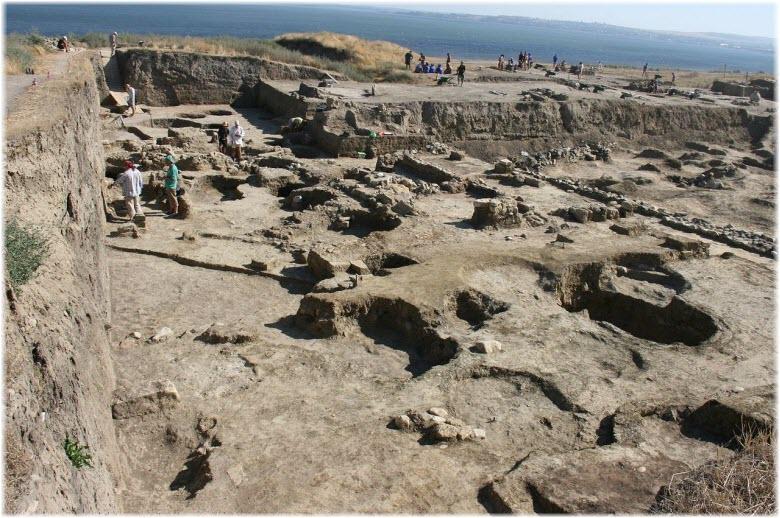 Древний город Фанагория