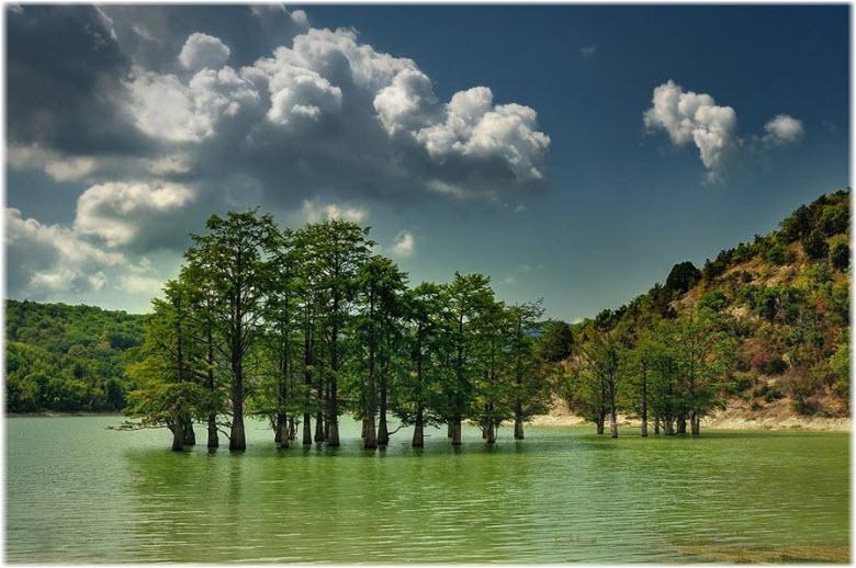экскурсия на озеро Сукко