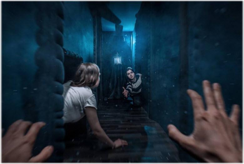 фото из Пряток в темноте