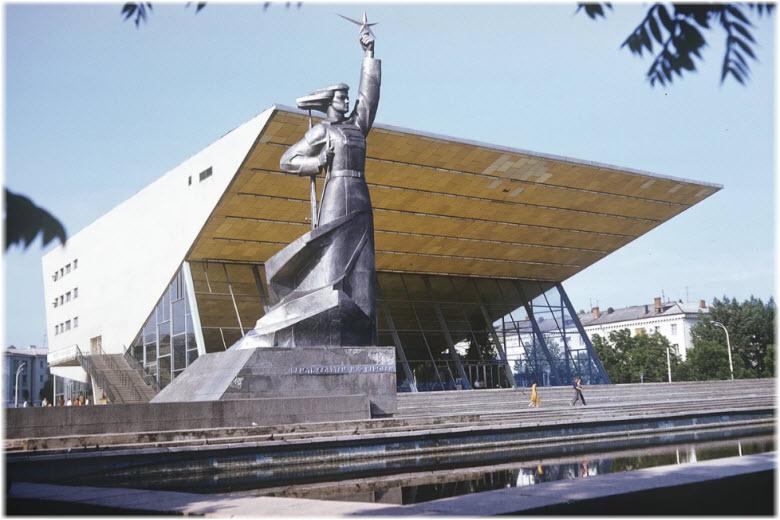 Кинотеатр Аврора в Краснодаре