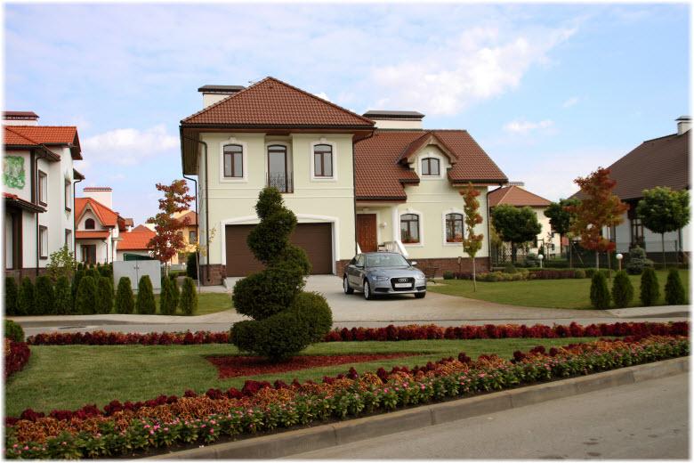 Немецкая деревня в Краснодаре