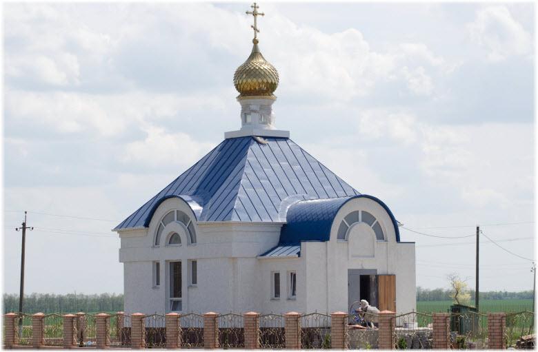 Церковь Богоматери Спорительницы хлебов