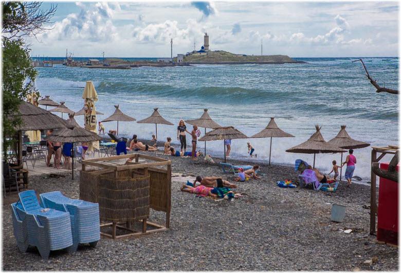 жилье в Большом Утрише у моря