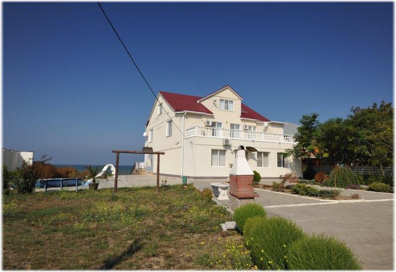 жилье в Тамани у моря