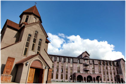 Армянская церковь в Краснодаре