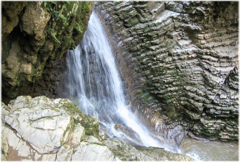 фото водопада Лоо