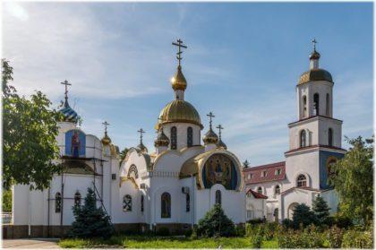 Храм святого Иоанна Воина в Краснодаре