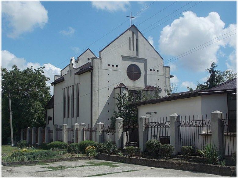 Костел в ст. Анапская