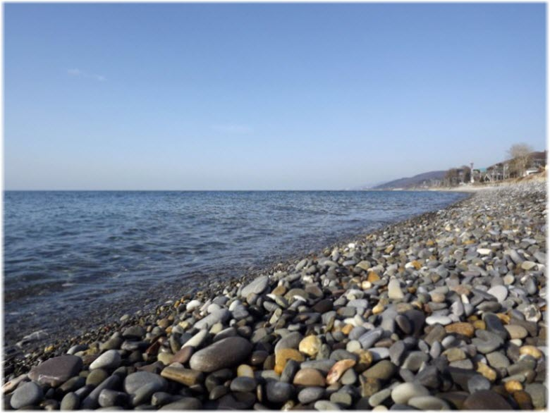 побережье Чемитоквадже