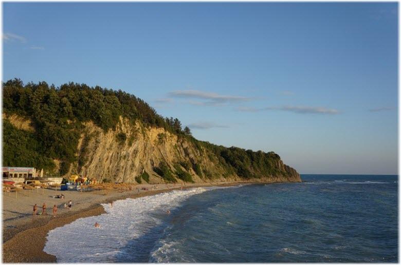 побережье Ольгинки