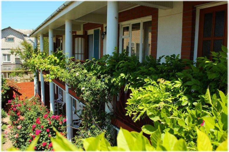 частное жилье в Анапе у моря