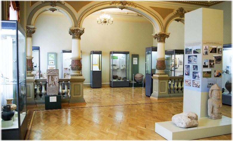 фото экспозиций музея