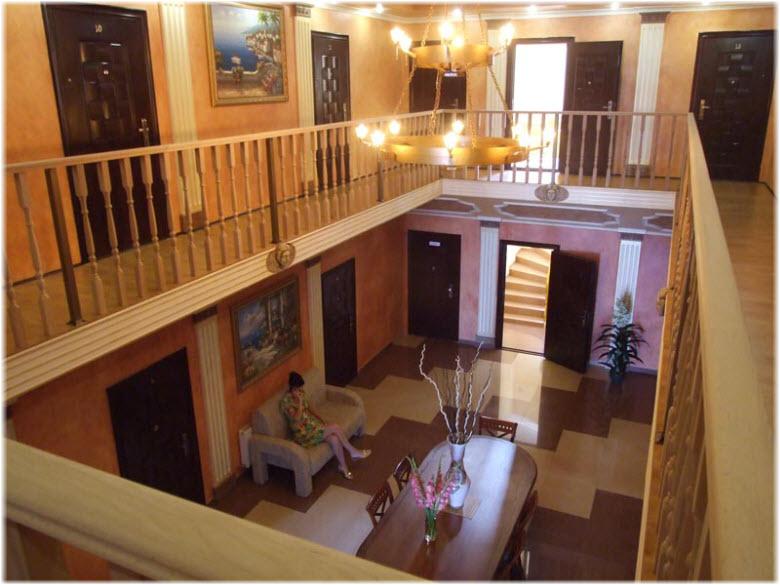 гостевой дом Вавилон в Приморско-Ахтарске