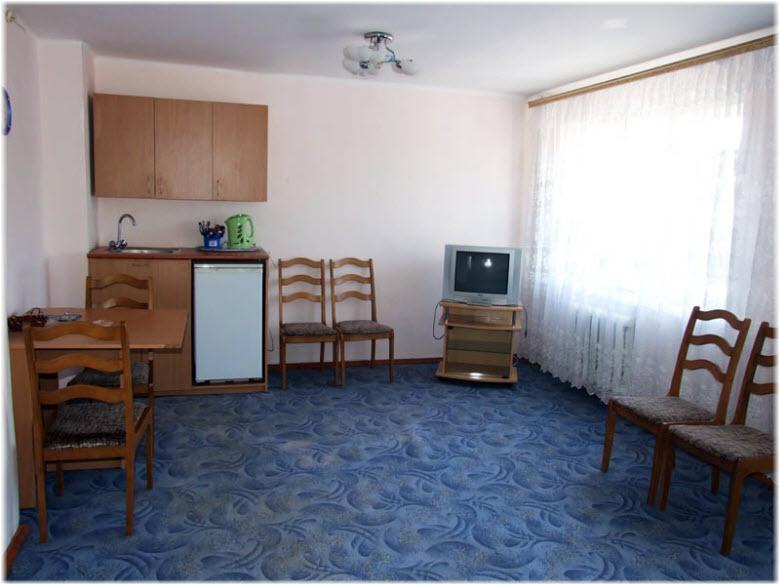 гостиница Волна в Приморско-Ахтарске