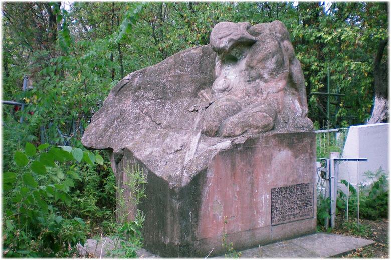 скульптура Ангел-Воин
