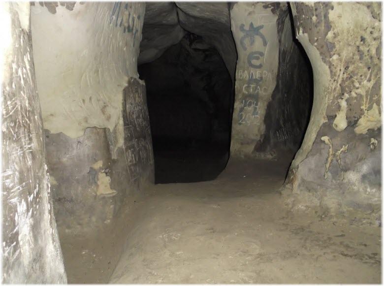 фото Богатырских пещер
