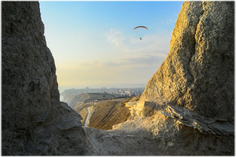 фото на Лысой горе в Анапе