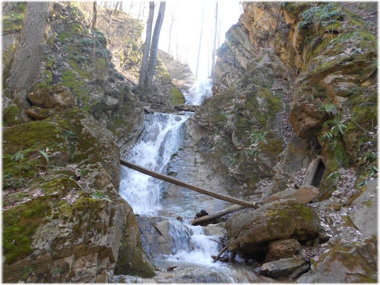 фото Наташкиных водопадов