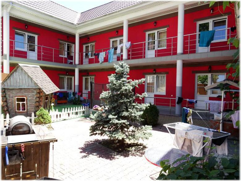 мини-гостиница Малина