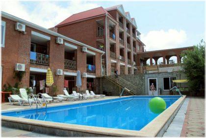 гостевые дома Криницы с бассейнами