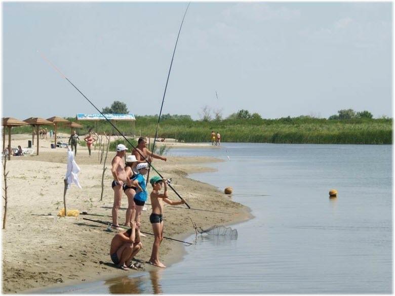 рыбалка на Затерянном острове