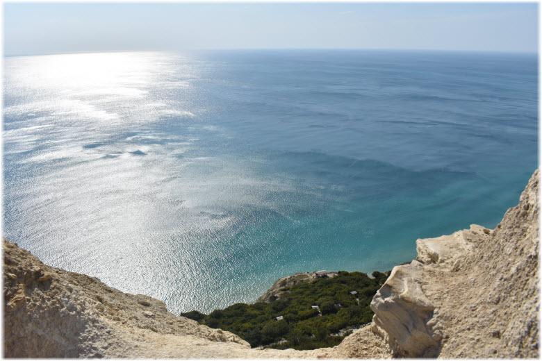 виды моря с Лысой горы