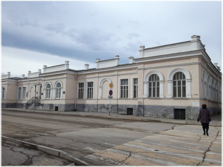 Краеведческий городской музей Крымска