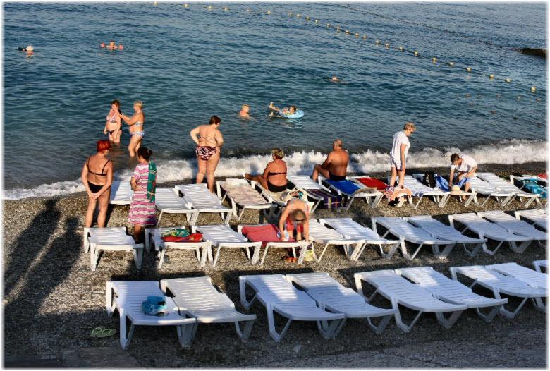 море Кабардинки в сентябре