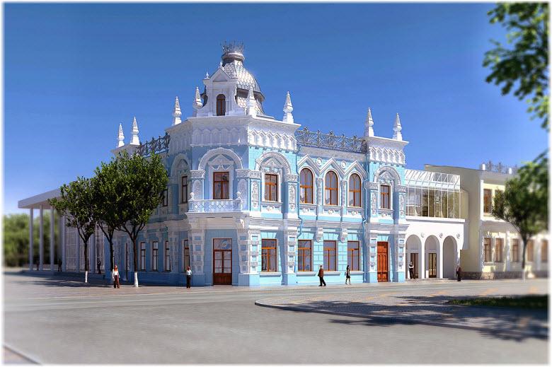 Музей Коваленко в Краснодаре