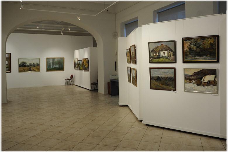 музейные выставки галереи
