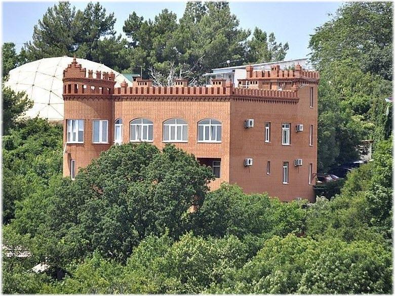 отель Замок у моря