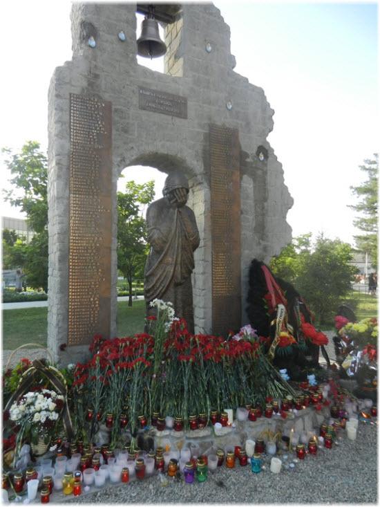 Памятник Жертвам Наводнения