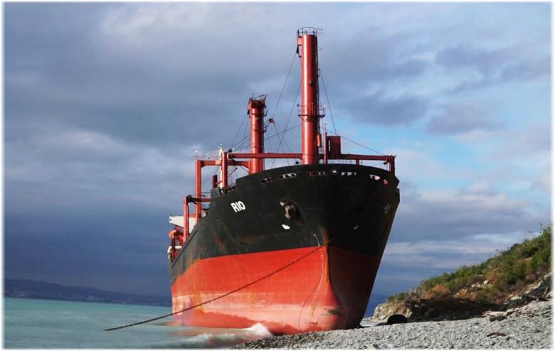 фото танкера Рио
