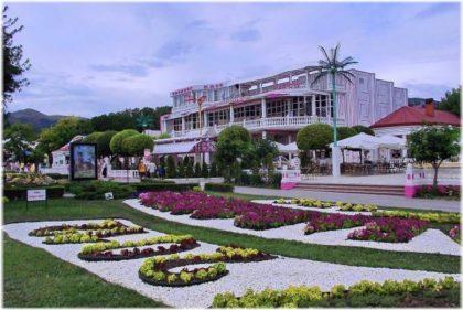 рестораны и кафе в Кабардинке
