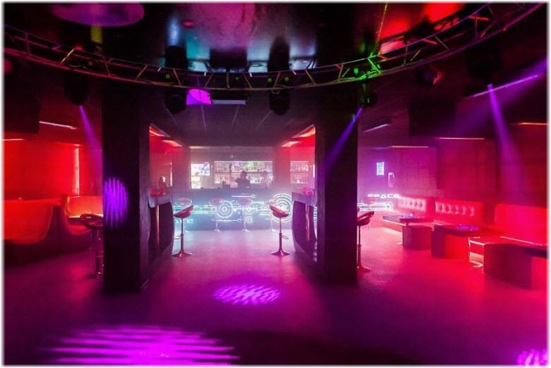 ночной клуб Space