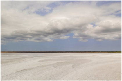 Озеро Соленое в Веселовке