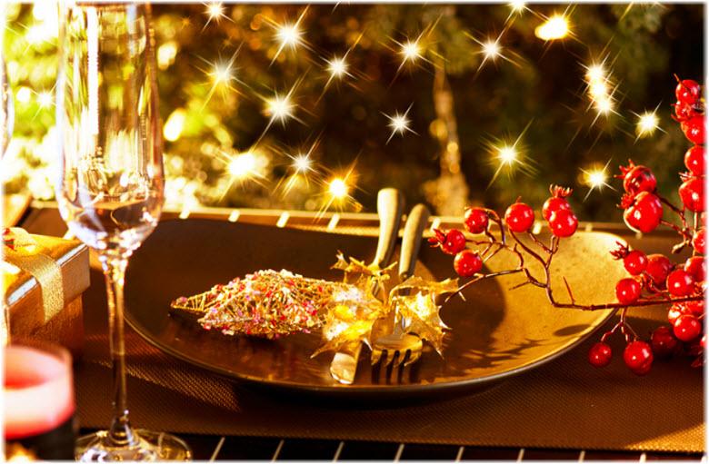 новогодняя ночь в Трех мушкетерах
