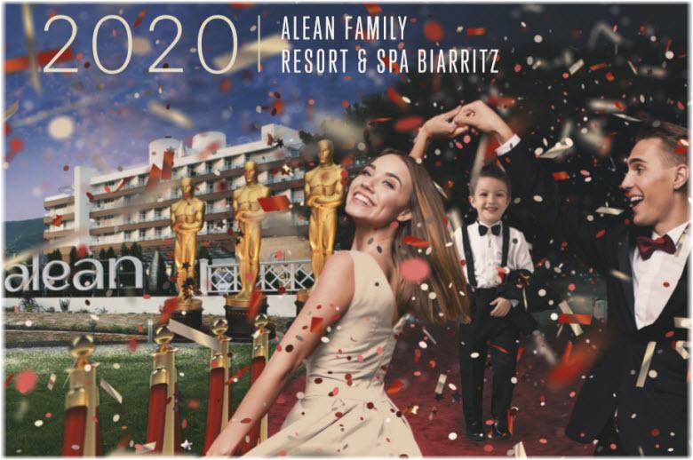 новый год в Alean Family Resort